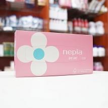 Giấy ăn khô Nepia (màu hồng)