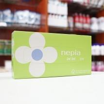 Giấy ăn khô Nepia (màu xanh lá cây)