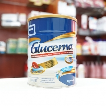 Sữa GLUCERNA Úc 850g dành cho người bị tiểu đường