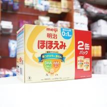 Sét 2 hộp sữa Meiji số 0-1 (800g*2) rẻ nhất