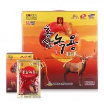 Nước hồng sâm nhung hươu Gyeongbuk 30 gói x 70ml