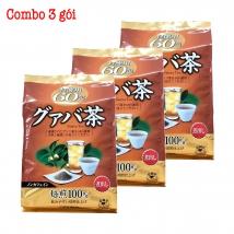 Combo 3 gói trà ổi Orihiro (180g x 3) giá rẻ nhất