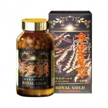 Đông trùng hạ thảo Tohchukasou Royal Gold 420 viên nội địa Nhật (rẻ nhất)