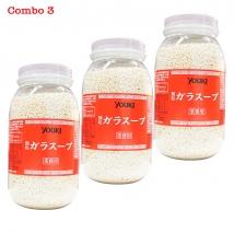 Combo 3 hạt nêm Youki (500g x 3) giá rẻ nhất