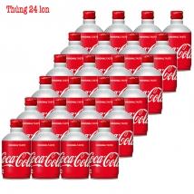 Thùng 24 lon Coca-cola (cocacola) Nắp Vặn Nhật Bản (300ml x 24) rẻ nhất