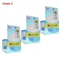 Combo 3 hộp Kem dưỡng da chống nắng Hadalabo 7 in 1 (90g x 3) rẻ nhất