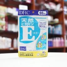 Viên uống bổ sung vitamin E DHC Nhật Bản 60 ngày